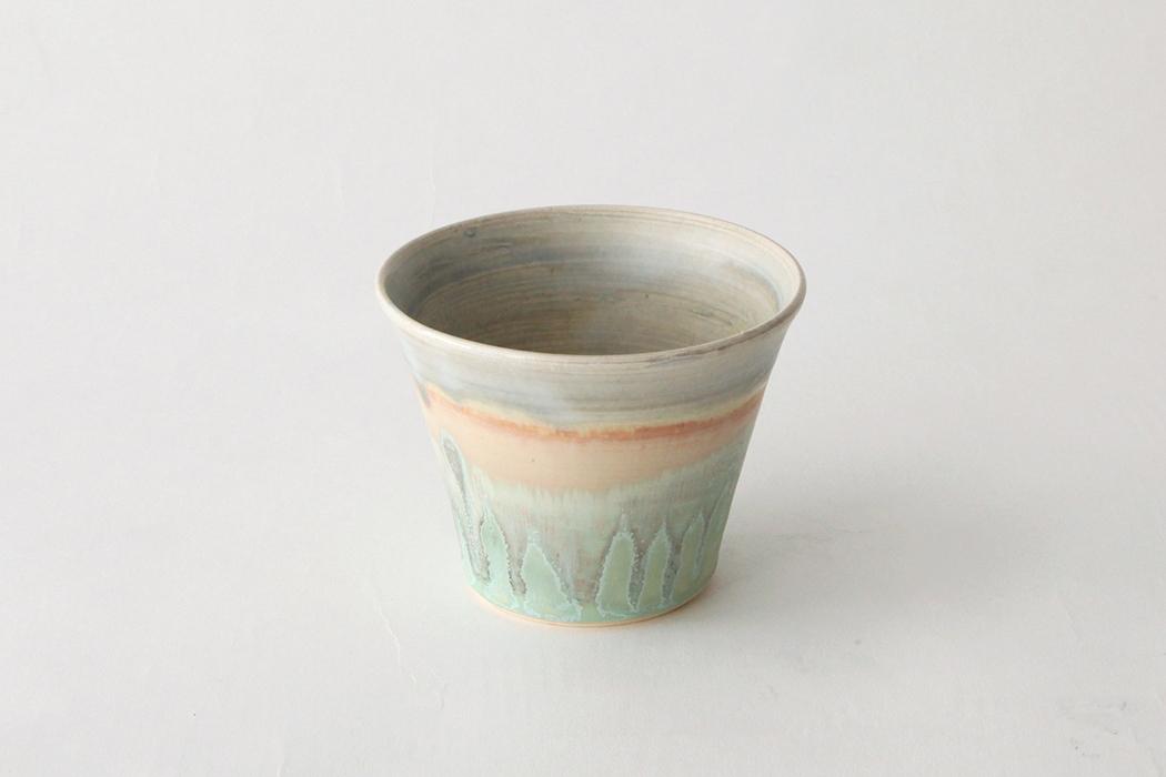 富士山型茶碗S